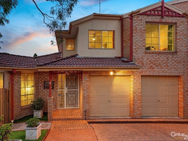 1 Northcott Way, Cherrybrook, NSW 2126