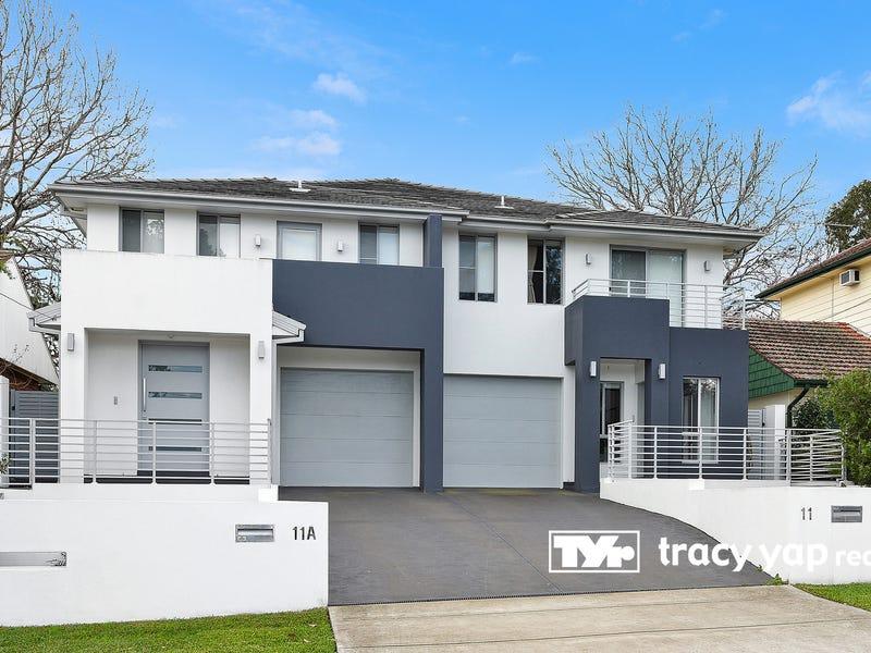 11 Chudleigh Street, Rydalmere, NSW 2116