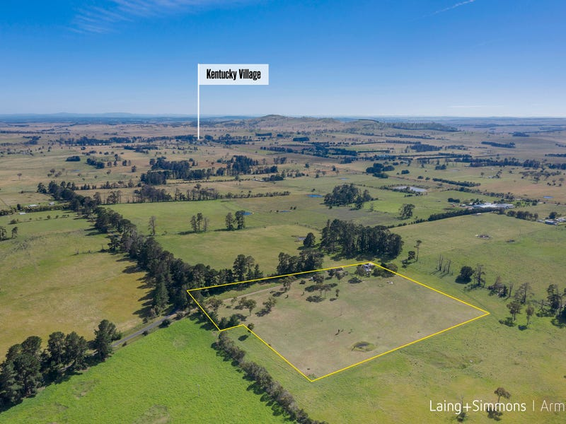 213 Traceys Road, Kentucky, NSW 2354
