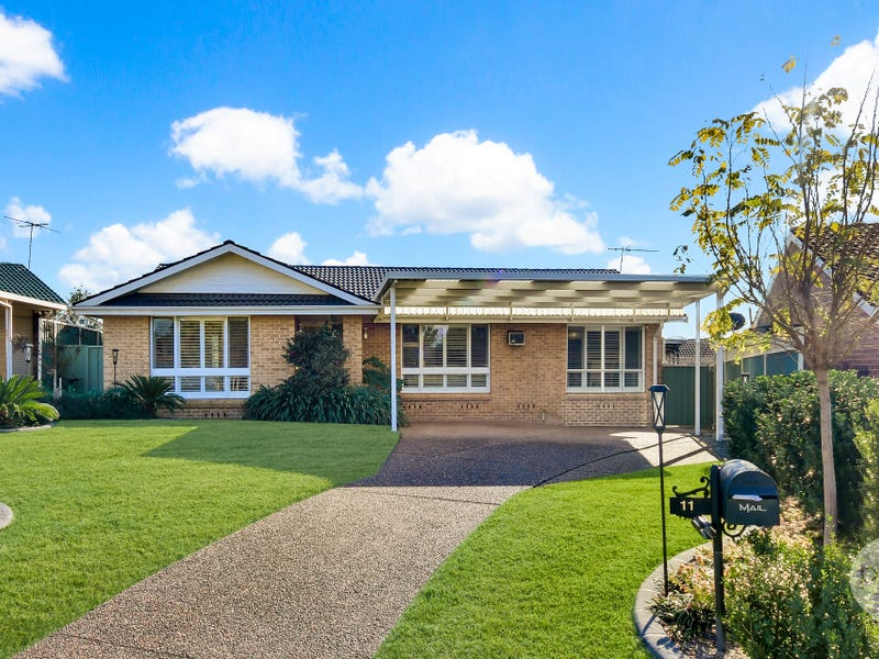 11 Clovertop Place, Werrington Downs, NSW 2747