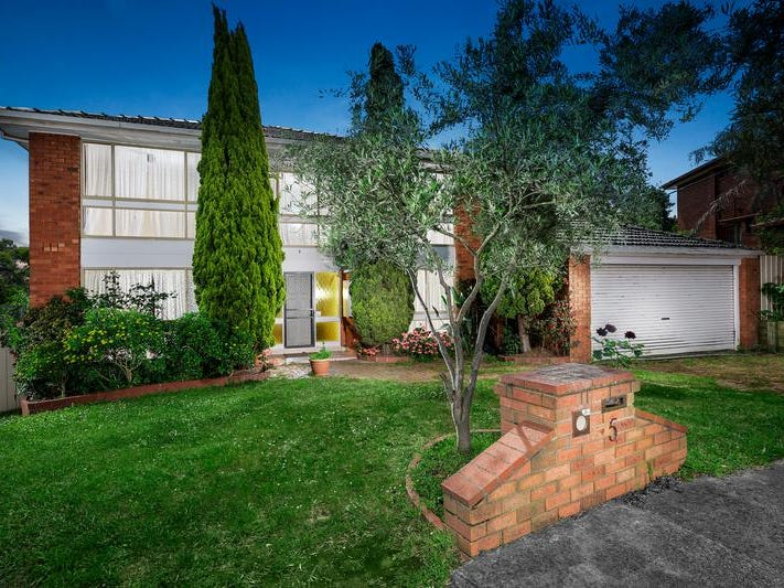 5 Beccie Court, Ferntree Gully, Vic 3156