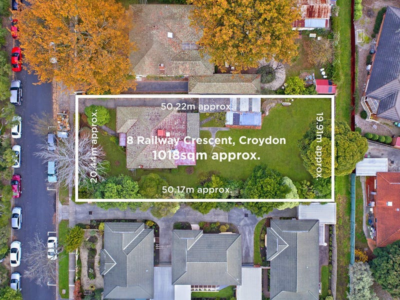 8 Railway Crescent, Croydon, Vic 3136