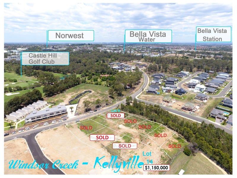Lot 14 Fairway Drive, Kellyville, NSW 2155