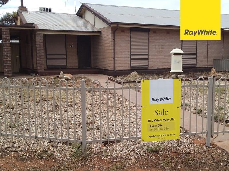 20 Quirke Avenue, Whyalla Stuart, SA 5608