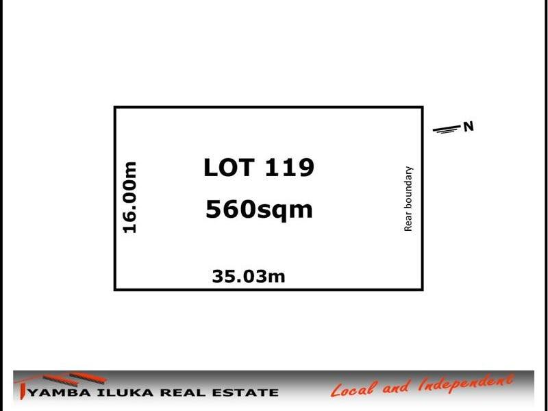 Lot 119-22 Carrs Drive, Yamba, NSW 2464
