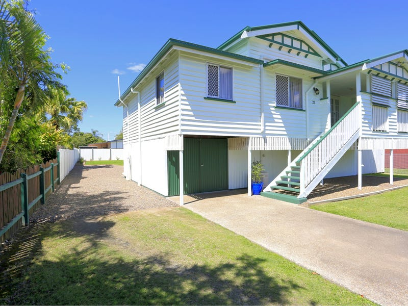 21 Grosvenor Street, Maryborough, Qld 4650
