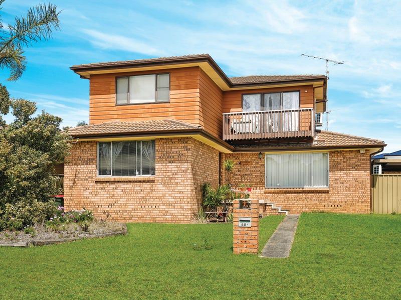40 Devonshire Crescent, Oak Flats, NSW 2529