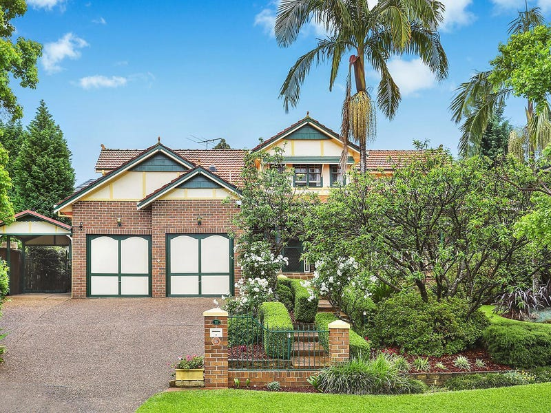 11 Cumbrae Place, Oatlands, NSW 2117