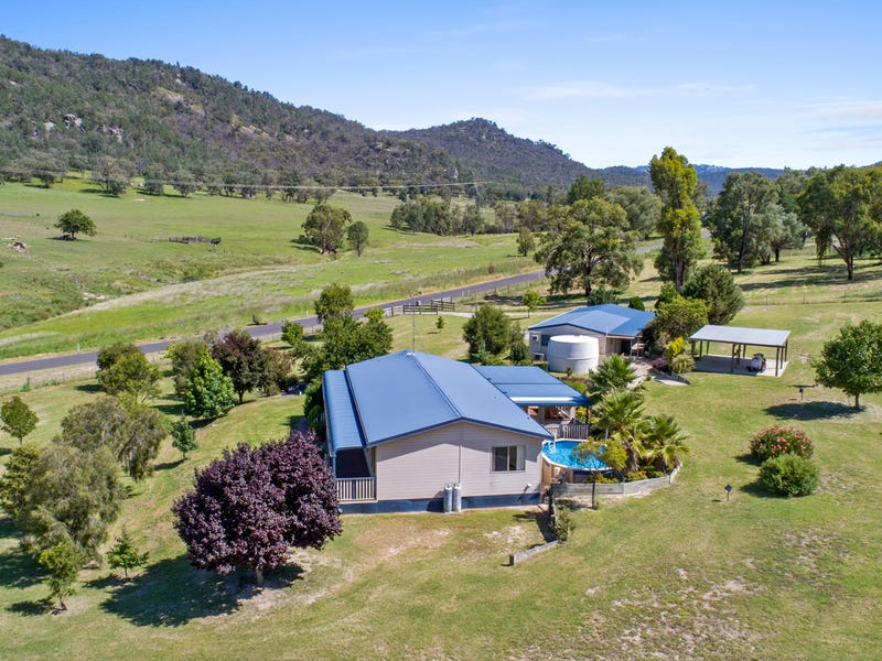 282 New England Gully Road, Moonbi, NSW 2353