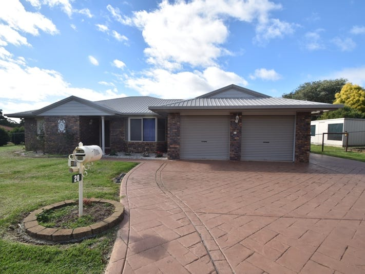 20 Woolmer Road, Highfields, Qld 4352