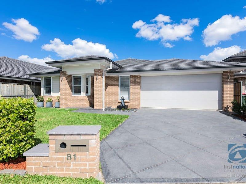 81 Riverbank Drive, The Ponds, NSW 2769