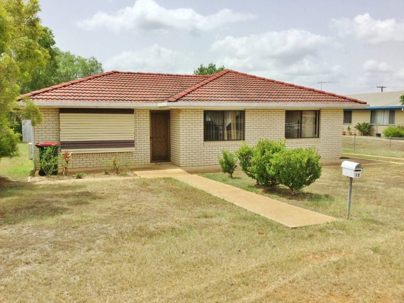 12 Windsor Circle, Kingaroy, Qld 4610