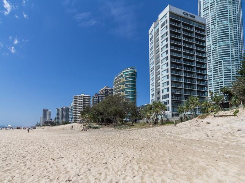 Unit 5 1 The Esplanade, Surfers Paradise, Qld 4217