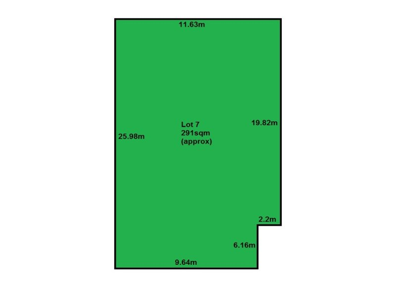 Lot 7, Allotment 52 Willcocks Avenue, Seaton, SA 5023