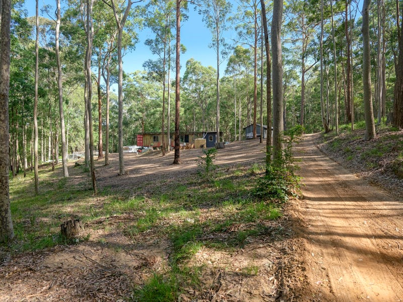 86 Cut Rock Forest Road, Mandalong, NSW 2264