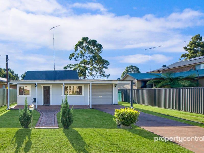 15 Loftus Street, Regentville, NSW 2745