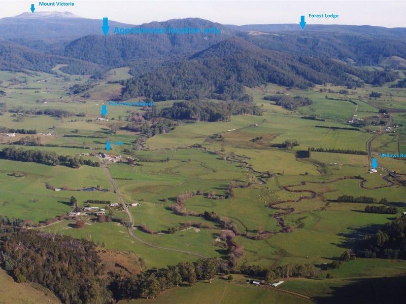 P1551+ St Columba Falls Road, Pyengana, Tas 7216