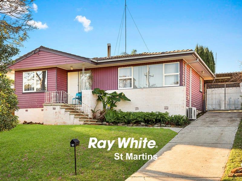 12 Hawkins Street, Blacktown, NSW 2148
