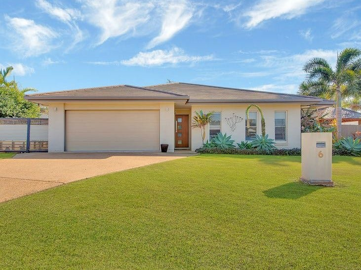 6 Parkview Drive, Rosslyn, Qld 4703