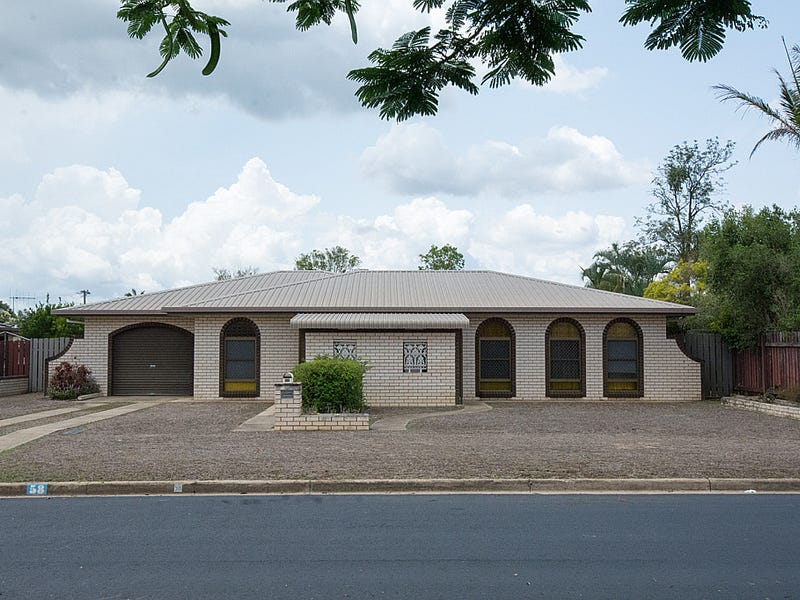 58 Sinclair Street, Avenell Heights, Qld 4670
