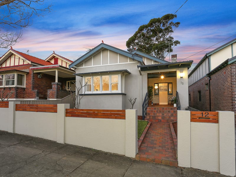 12 Service Avenue, Ashfield, NSW 2131