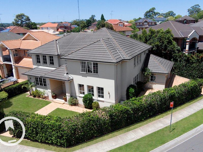 42 Redden  Drive, Kellyville, NSW 2155