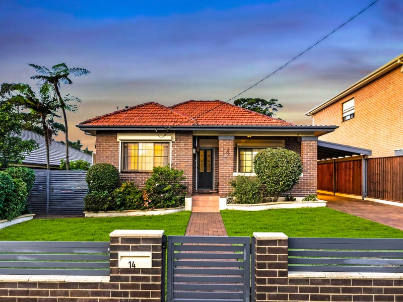 14 Bruce Street, Kogarah Bay, NSW 2217