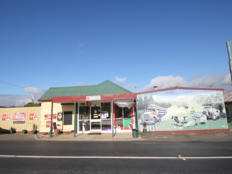 606 Irishtown Store, Irishtown, Tas 7330