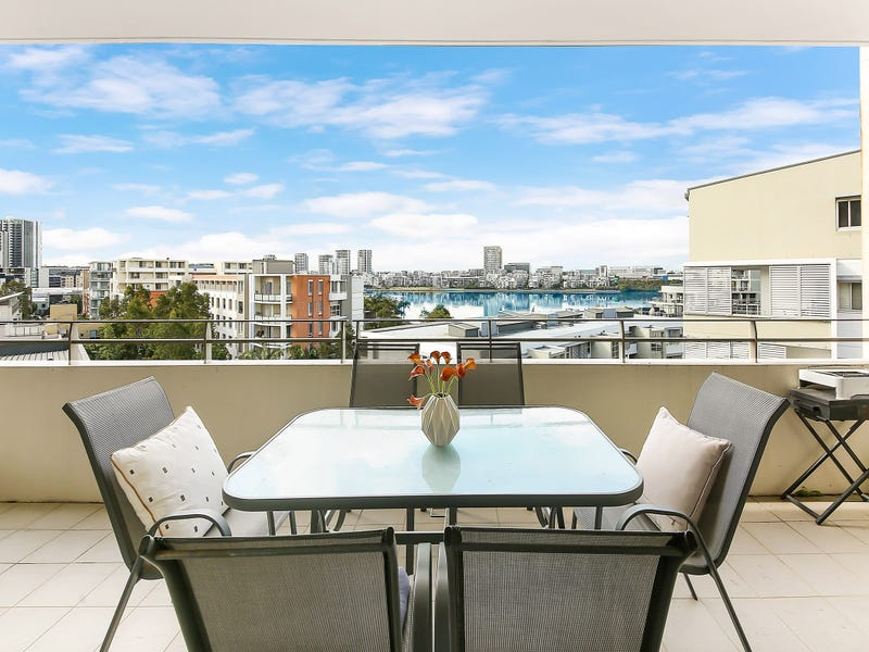 707/2 The Piazza, Wentworth Point, NSW 2127