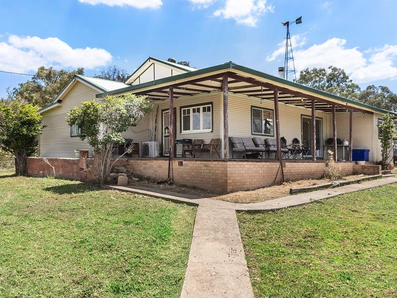 49 Spring Creek Road, Mookerawa, NSW 2820