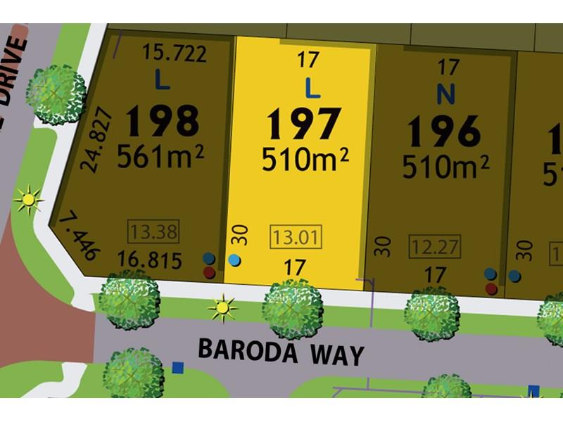Lot 197 Baroda Way, Madora Bay