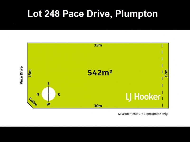 Lot 248 Pace Drive, Fraser Rise, Vic 3336