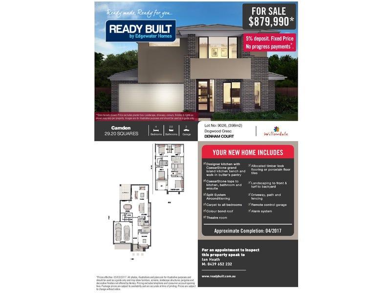 Lot 9026 Dogwood Crescent, Leppington, NSW 2179