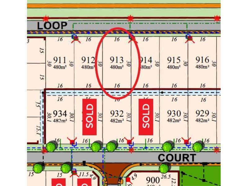 LOT 913 Pindipindi Loop, Byford, WA 6122