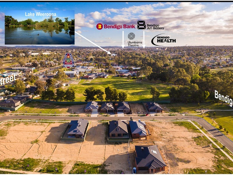 Weeroona Estate - Stage 2 Lots 24-43 Orville Way, White Hills, Vic 3550