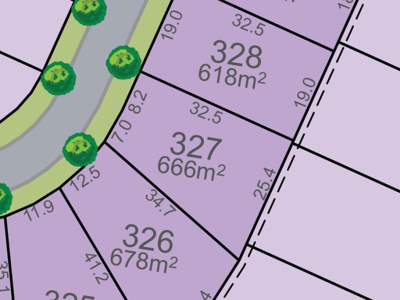 Lot 327, Mountain St, Chisholm, NSW 2322