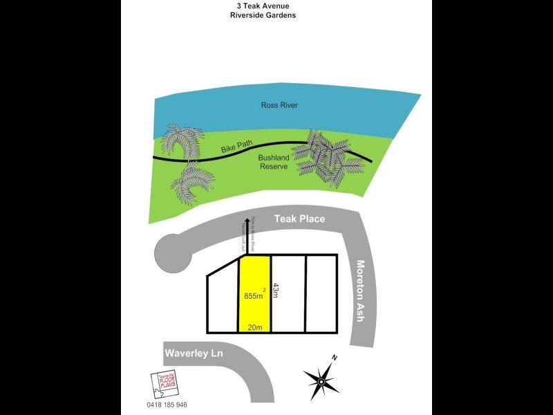 3 Teak Place, Douglas, Qld 4354