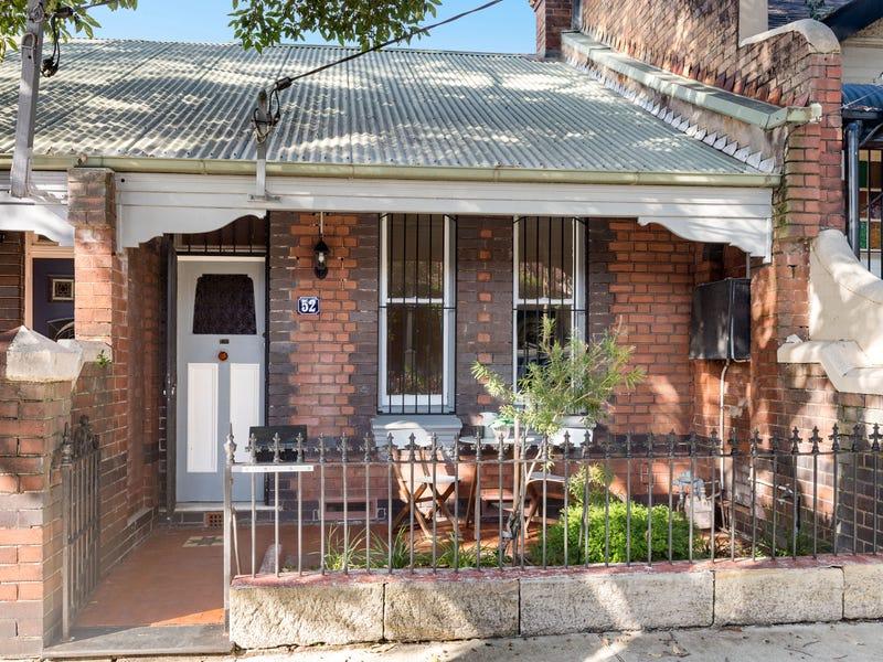52 Hopetoun Street, Camperdown, NSW 2050