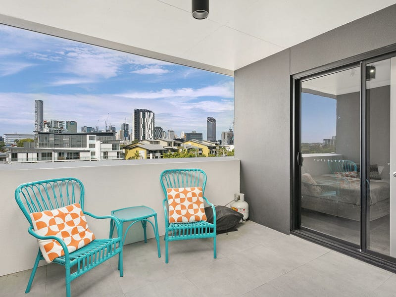403/31 Bank Street, West End, Qld 4101