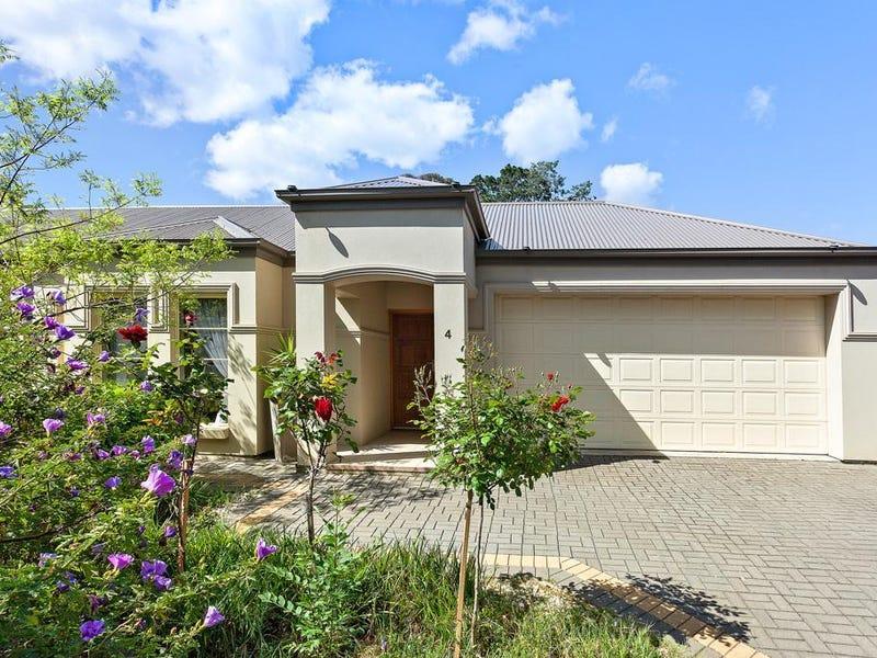 4 Parham Road, Eden Hills, SA 5050