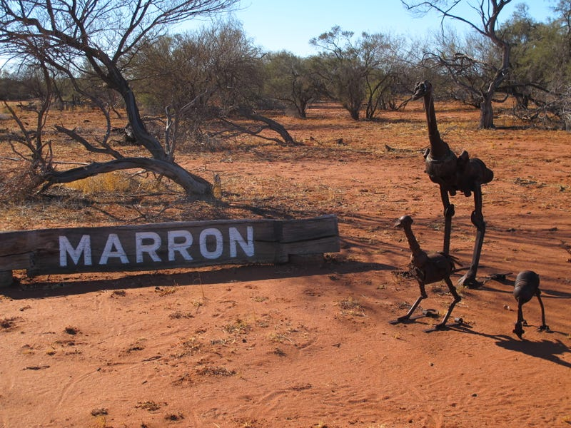 Marron Station, Carnarvon