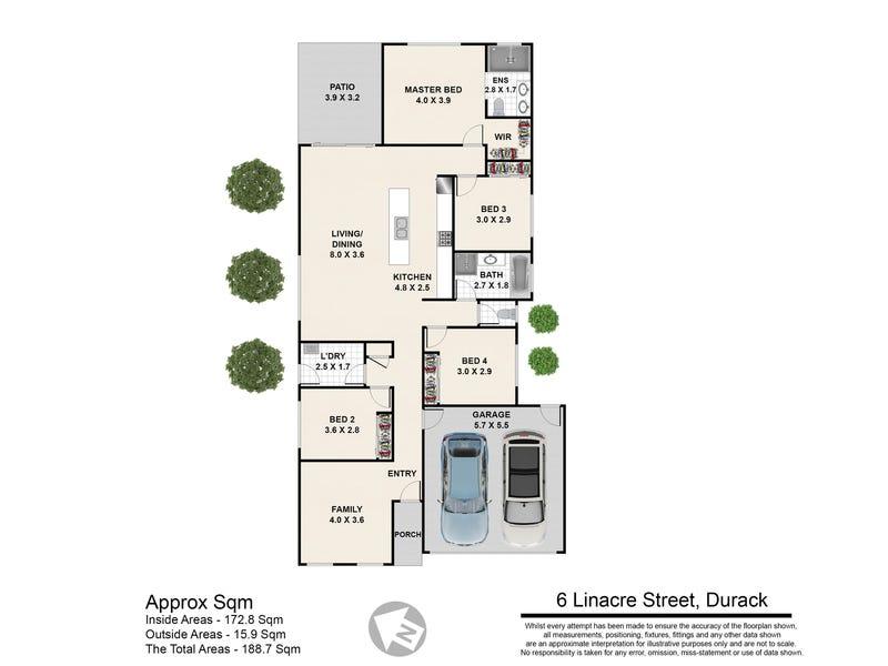 6 Linacre Street, Durack, Qld 4077