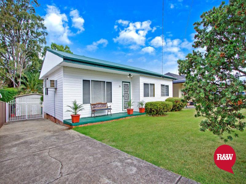 26 Minchinbury Street, Eastern Creek, NSW 2766