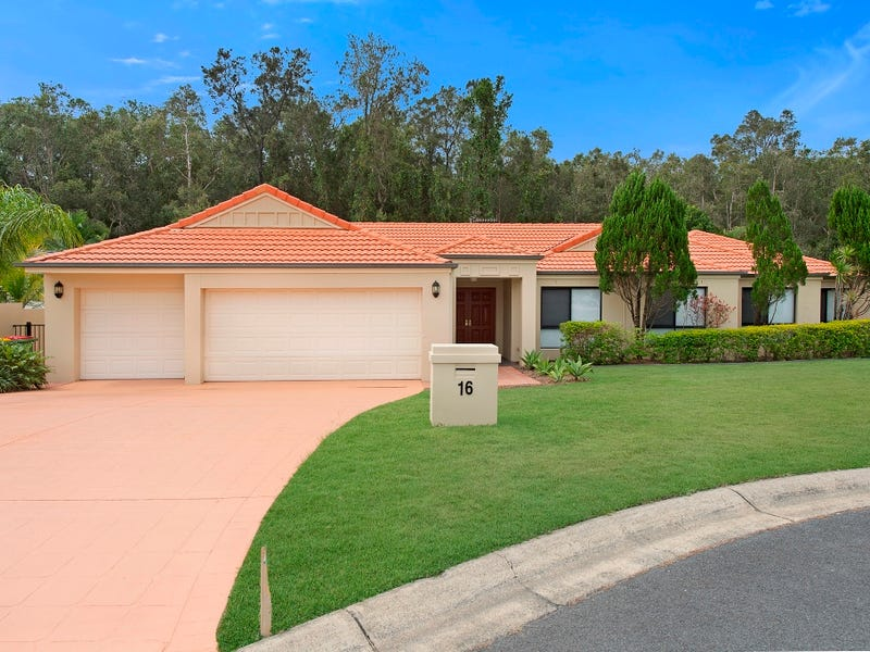 16 Kettlewell Chase, Arundel, Qld 4214