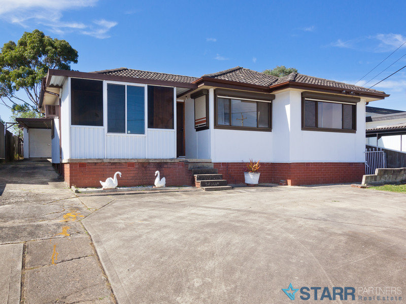 10 Crawford Street, Old Guildford, NSW 2161