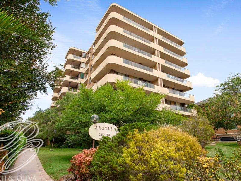 14/26 Park Avenue, Burwood, NSW 2134