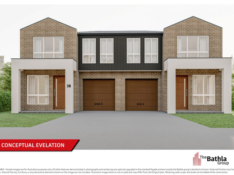 38 Hopwood Glade (Proposed Address), Quakers Hill, NSW 2763