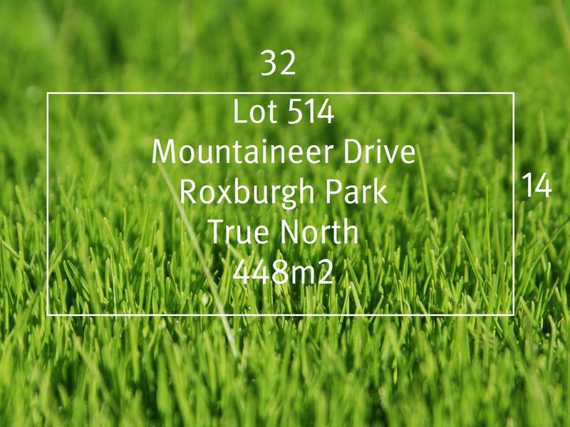 Lot 514 Mountaineer Drive, Roxburgh Park