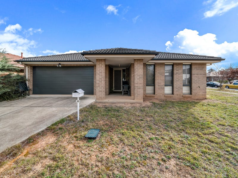 43 Henry Kendall Street, Franklin, ACT 2913