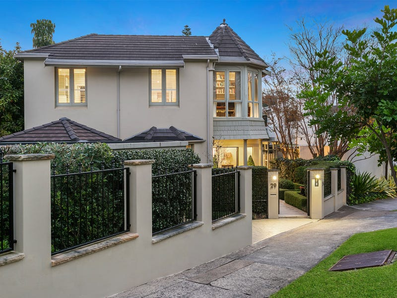 29 Latimer Road, Bellevue Hill, NSW 2023